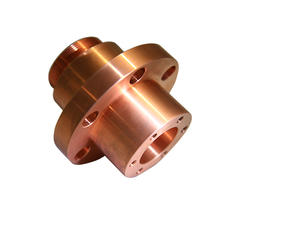 Cold precision forging  brass Earthing Contact Base